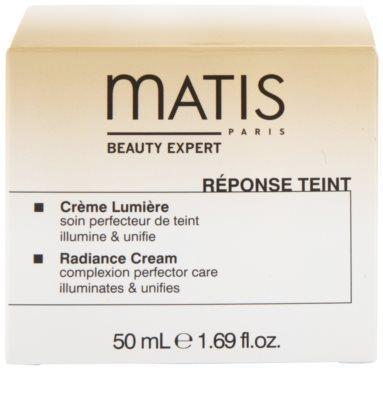 MATIS Paris Réponse Teint krema za posvetljevanje 4