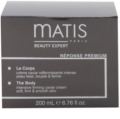 MATIS Paris Réponse Premium stärkende Körpercrem 4