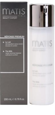 MATIS Paris Réponse Premium čisticí mléko pro všechny typy pleti 1