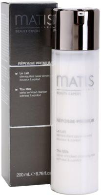 MATIS Paris Réponse Premium čisticí mléko pro všechny typy pleti 2