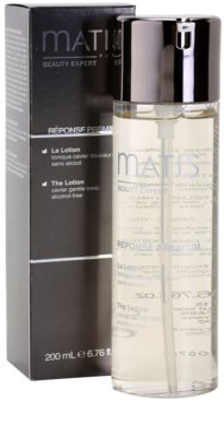 MATIS Paris Réponse Premium tisztító tonik minden bőrtípusra 2