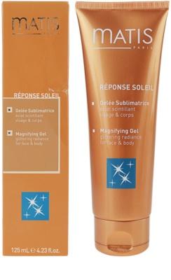MATIS Paris Réponse Soleil gel refrescante para el cuerpo 1