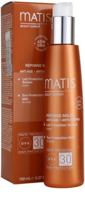 MATIS Paris Réponse Soleil молочко для засмаги SPF 30 1