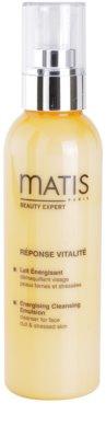 MATIS Paris Réponse Vitalité leite de limpeza