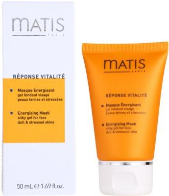 MATIS Paris Réponse Vitalité Gelmaske für müde Haut 2