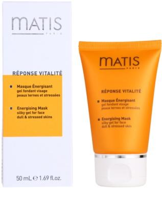 MATIS Paris Réponse Vitalité mascarilla en gel para pieles cansadas 2