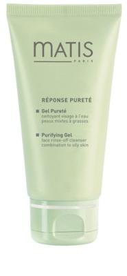 MATIS Paris Réponse Pureté Reinigungsgel  für fettige und Mischhaut