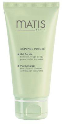 MATIS Paris Réponse Pureté очищуючий гель для комбінованої та жирної шкіри
