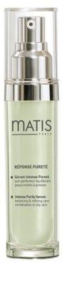 MATIS Paris Réponse Pureté ser pentru ten mixt si gras