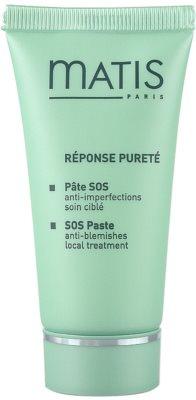 MATIS Paris Réponse Pureté Mandarinenpaste für fettige Haut