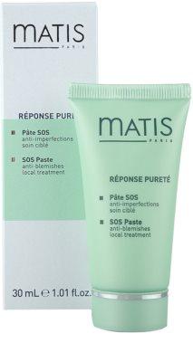 MATIS Paris Réponse Pureté Mandarinenpaste für fettige Haut 2