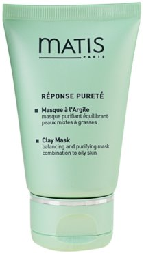 MATIS Paris Réponse Pureté mascarilla limpiadora para pieles grasas