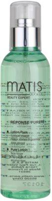 MATIS Paris Réponse Pureté lotiune de curatat pentru ten mixt si gras