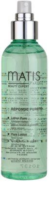MATIS Paris Réponse Pureté tónico limpiador para pieles mixtas y grasas 1