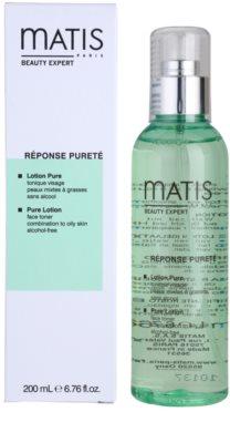 MATIS Paris Réponse Pureté tónico limpiador para pieles mixtas y grasas 3