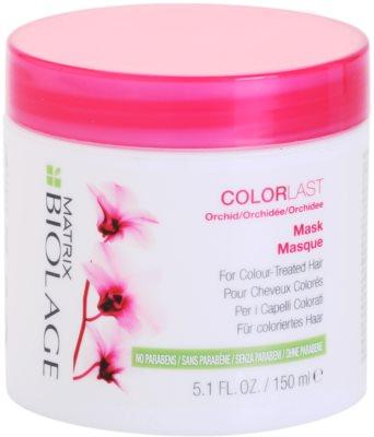 Matrix Biolage Color Last máscara para cabelo pintado