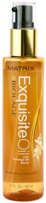 Matrix Biolage Exquisite aceite nutritivo para todo tipo de cabello