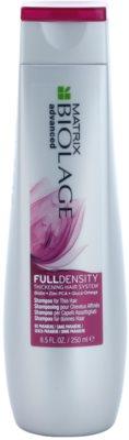 Matrix Biolage Advanced Fulldensity szampon dla natychmiastowego zwiększenia średnicy włosów