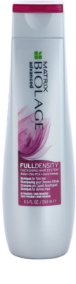 Matrix Biolage Advanced Fulldensity шампоан  за увеличаване диаметъра на косъма с мигновен ефект