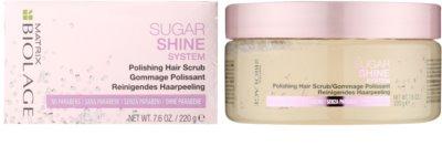 Matrix Biolage Sugar Shine Exfoliant pentru scalp 1