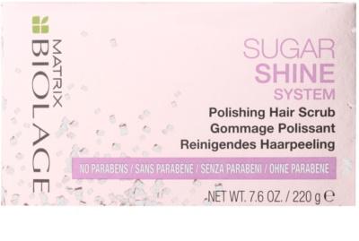 Matrix Biolage Sugar Shine Exfoliant pentru scalp 2