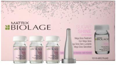 Matrix Biolage Sugar Shine tratamiento para aportar brillo al cabello