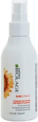 Matrix Biolage Sunsorials suchý olej pro vlasy namáhané sluncem