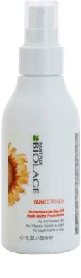 Matrix Biolage Sunsorials суха олійка для волосся пошкодженого сонцем