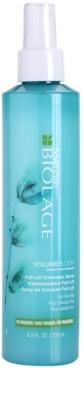Matrix Biolage Volume Bloom spray para dar volumen para cabello fino