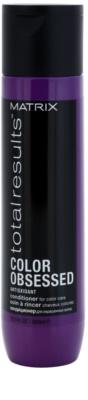 Matrix Total Results Color Obsessed balzam za barvane lase