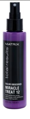 Matrix Total Results Color Obsessed cuidado sin aclarado para cabello teñido 1