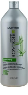 Matrix Biolage Advanced Fiberstrong acondicionador para cabello débil y  maltratado