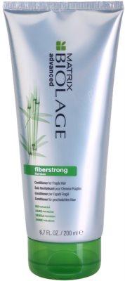 Matrix Biolage Advanced Fiberstrong odżywka do łamliwych włosów