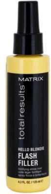 Matrix Total Results Hello Blondie leöblítést nem igénylő spray szőke hajra