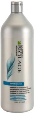 Matrix Biolage Advanced Keratindose acondicionador para cabello sensible