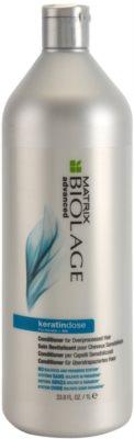 Matrix Biolage Advanced Keratindose condicionador para cabelo sensível