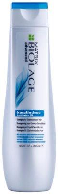 Matrix Biolage Advanced Keratindose шампоан  за чувствителна коса
