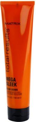 Matrix Total Results Mega Sleek glättende Creme für unnachgiebige und strapaziertes Haar