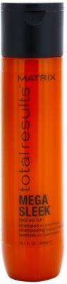 Matrix Total Results Mega Sleek шампунь для неслухняного та кучерявого волосся