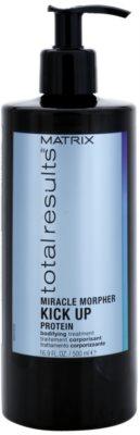 Matrix Total Results Miracle Morpher Kick up odżywka proteinowa do włosów delikatnych i zniszczonych