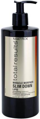 Matrix Total Results Miracle Morpher Slim Down odżywka z lipidami do włosów nieposłusznych i puszących się