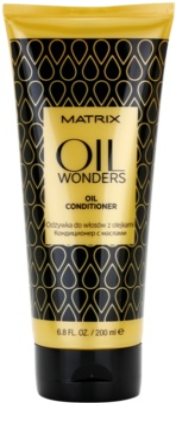 Matrix Oil Wonders der nährende Conditioner mit Arganöl
