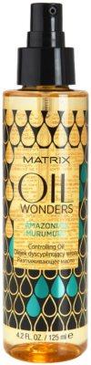 Matrix Oil Wonders odżywczy olejek nadający blask włosom kręconym i falowanym 1