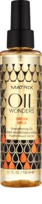 Matrix Oil Wonders aceite revitalizador  para dar brillo y suavidad al cabello