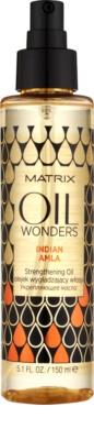Matrix Oil Wonders відновлююча олійка для блиску та шовковистості волосся 1