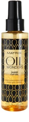 Matrix Oil Wonders vyživující olej pro dokonalý střih vlasů
