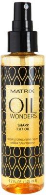 Matrix Oil Wonders nährendes Öl für den perfekten Haarschnitt 1