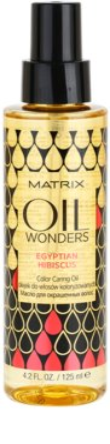 Matrix Oil Wonders aceite para el cuidado de la piel para proteger el color