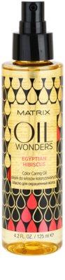 Matrix Oil Wonders ápoló olaj a szín védelméért 1