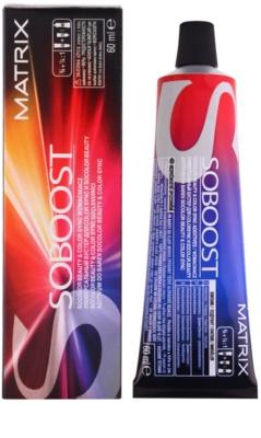 Matrix SOBOOST SoColor & ColorSync Additives coloração de cabelo 1